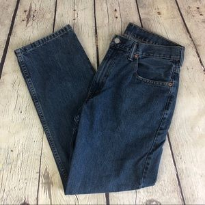 "Vintage Levi Orange Tag Straight ""Dad"" Jeans - 32"""
